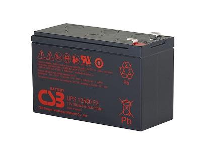 Акумуляторна батарея CSB UPS12580
