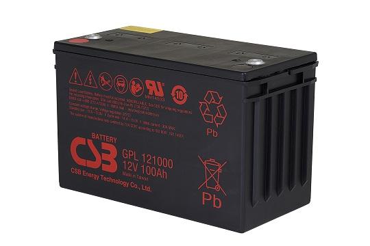Акумуляторная батарея CSB GPL121000