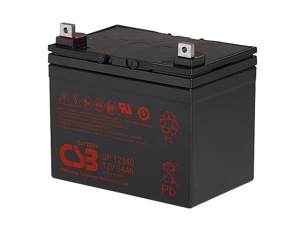 Акумуляторна батарея CSB  GP12340