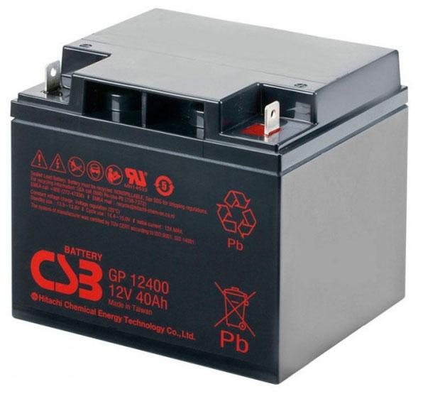Акумуляторна батарея CSB GP12400