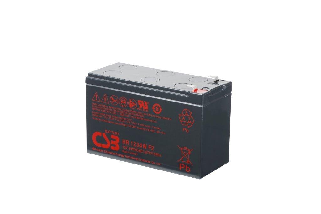 Акумуляторна батарея CSB HR1234W