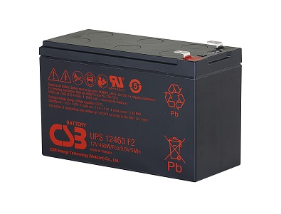 Акумуляторна батарея CSB UPS12460