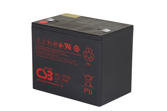 Акумуляторна батарея CSB  GPL12750