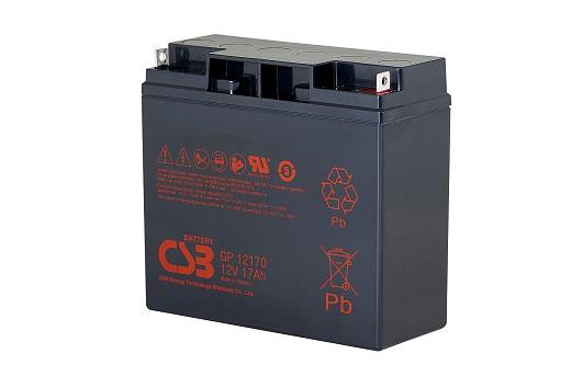 Акумуляторна батарея CSB GP12170