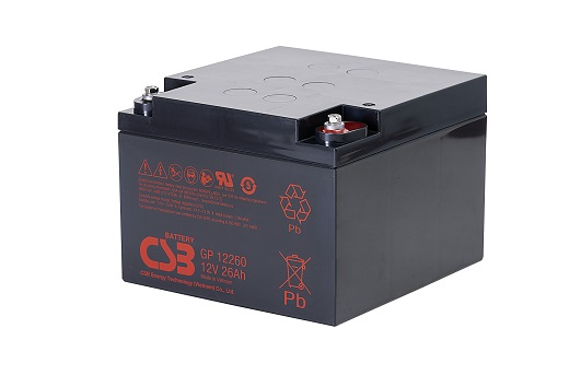 Акумуляторна батарея CSB  GP12260