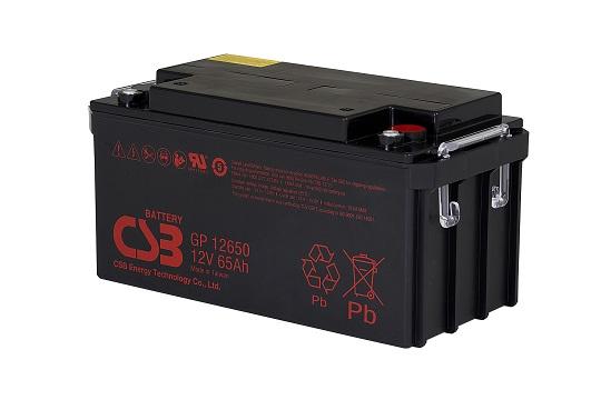 Акумуляторна батарея CSB  GP12650