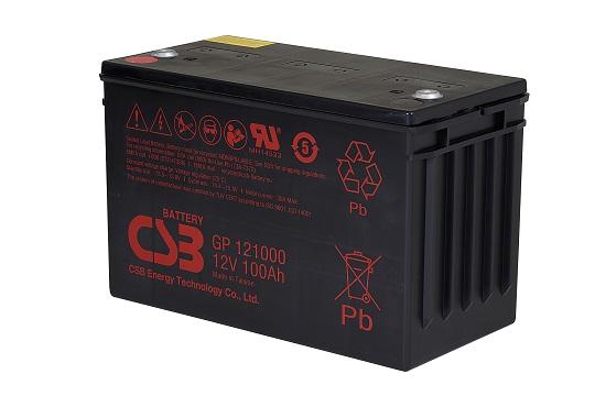 Акумуляторна батарея CSB GP121000