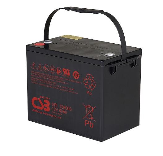 Акумуляторна батарея CSB GPL12800G